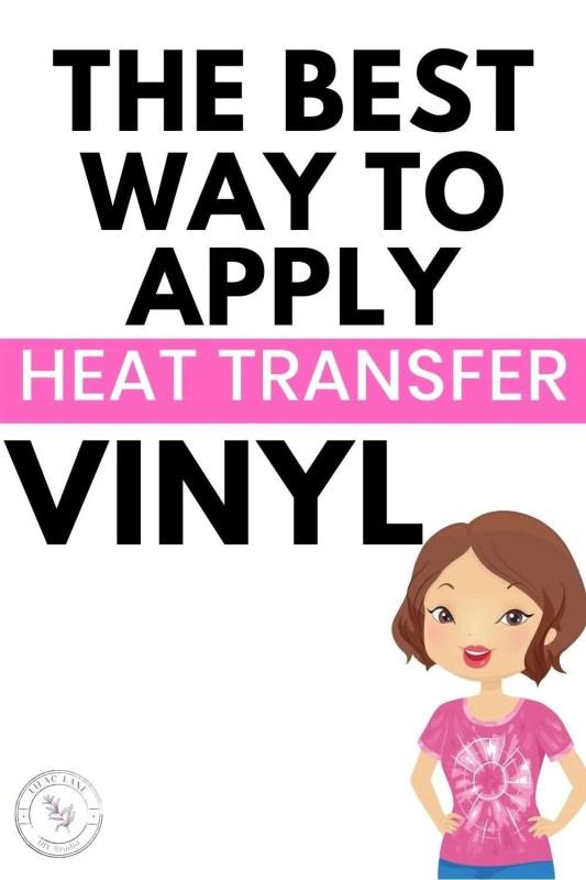 Best Way to Apply HTV