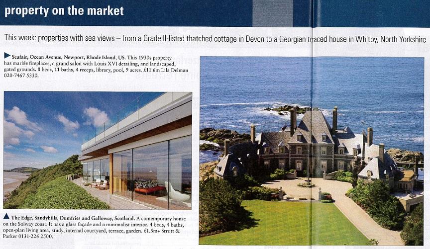 Lila Delman Property Featured in Money Week