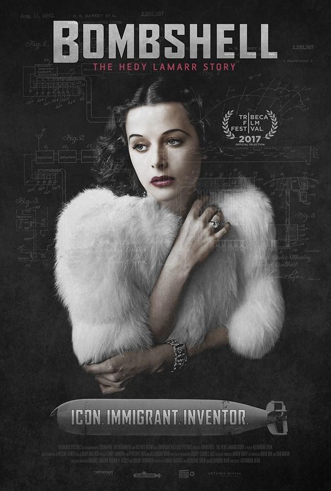 "Lila Delman Real Estate International Sponsors ""Bombshell: The Hedy Lamarr Story"""