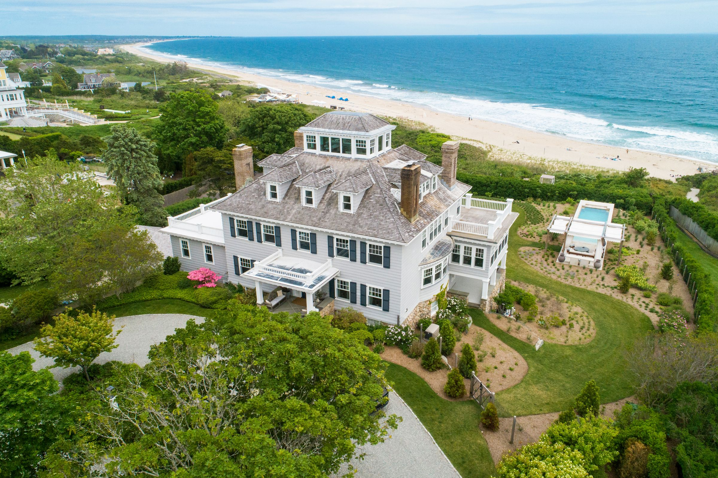 Deal For Rhode Island Mansion Is The Second-Largest Closed In The State