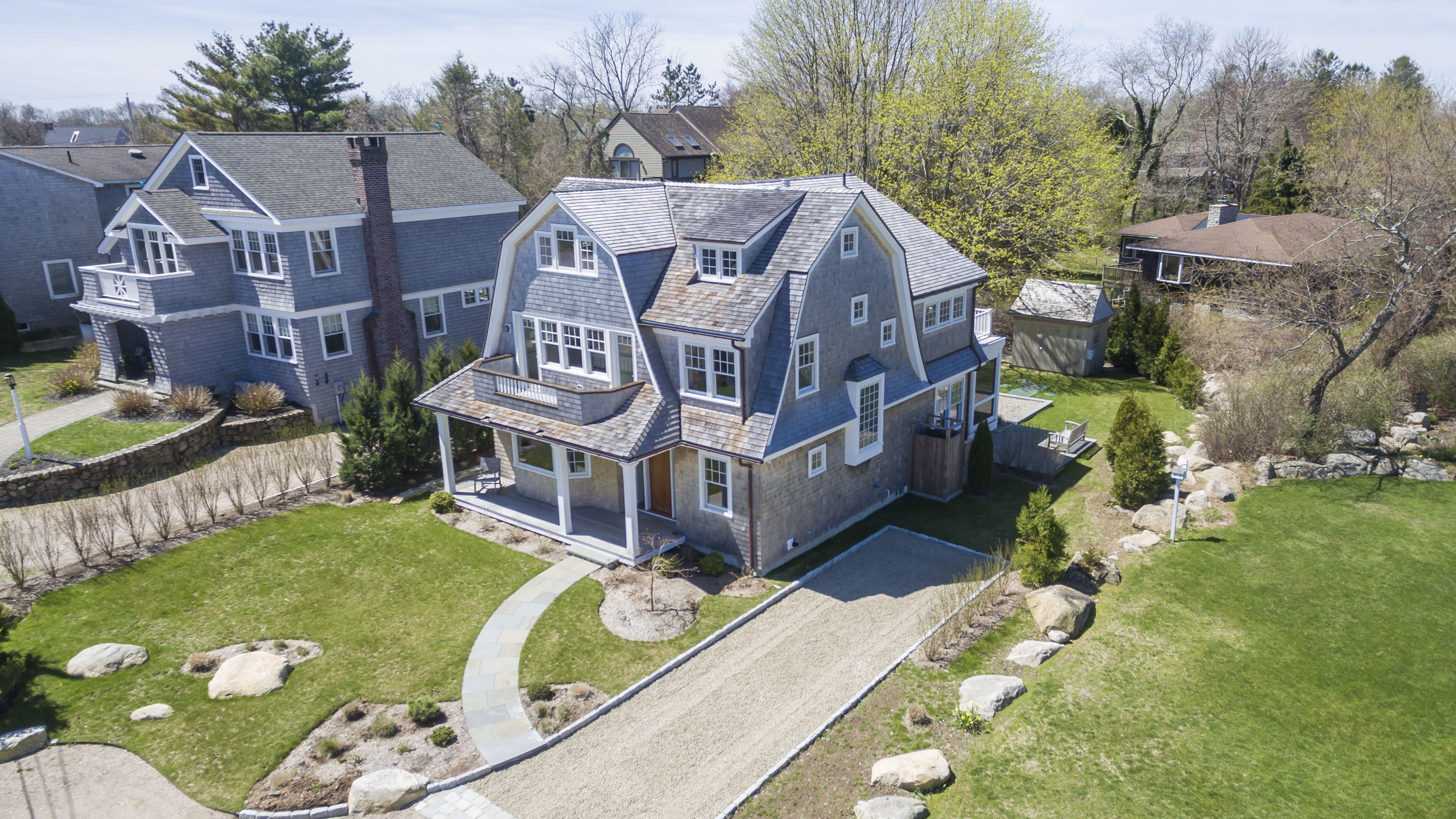 LILA DELMAN'S LORI JOYAL SELLS NEW CONSTRUCTION IN CHARLESTOWN'S CENTRAL BEACH FOR $1.975M