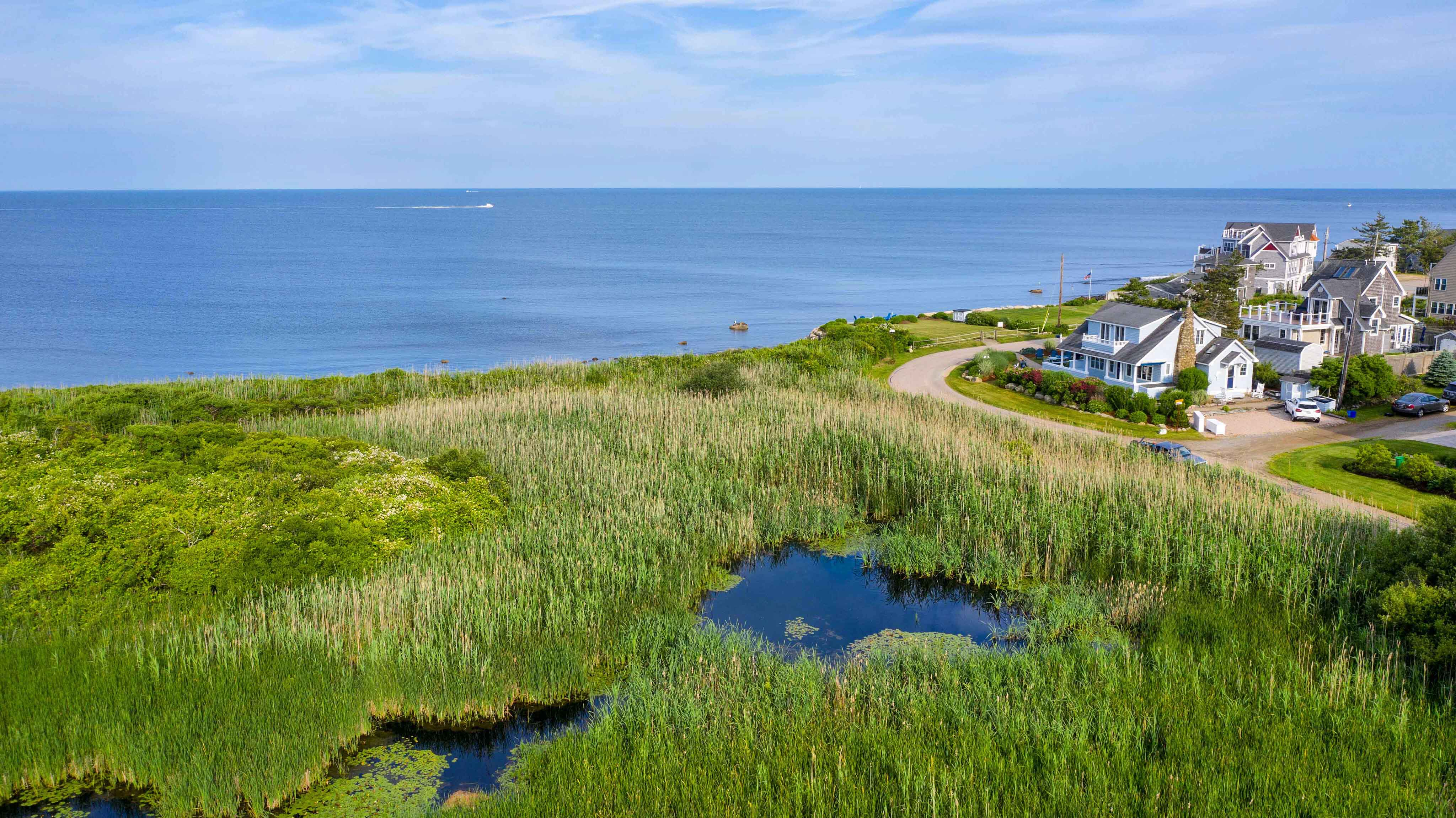 CONTEMPORARY CAPE COD OFF NARRAGANSETT'S OCEAN ROAD SELLS FOR $1.53M AFTER FOUR DAYS ON MARKET