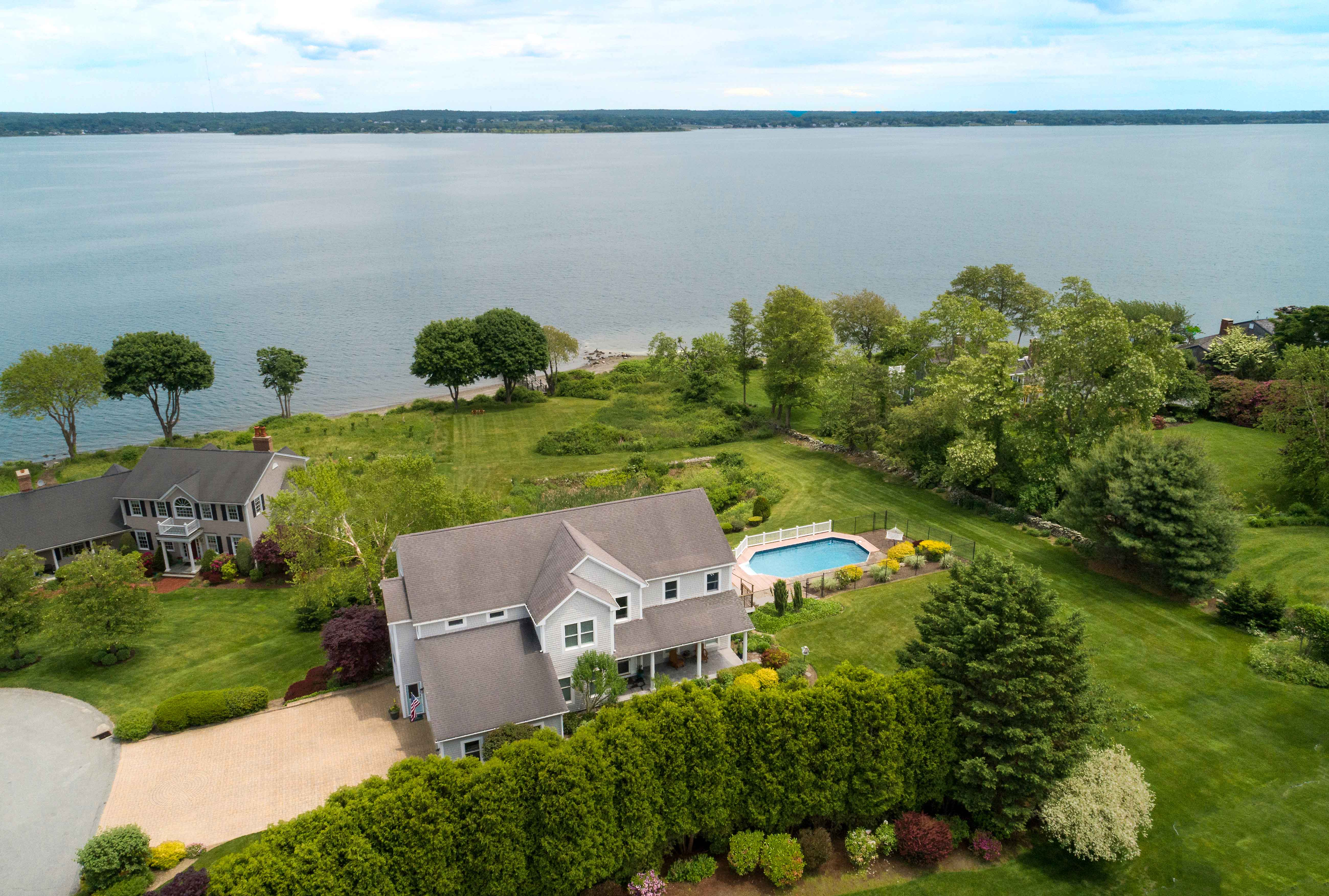 Portsmouth Home Sells For $1.775 Million, Is Second Highest Sale In That Community This Year