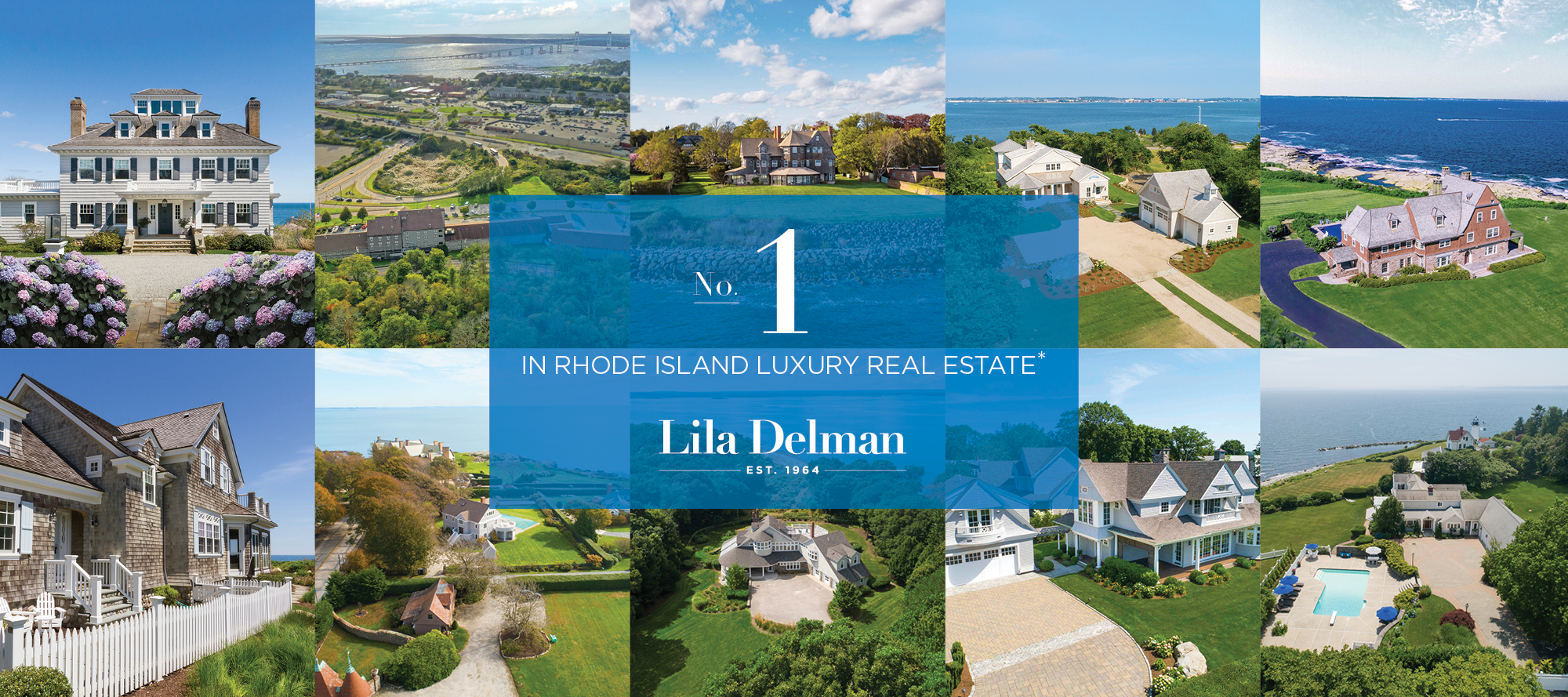 LILA DELMAN REAL ESTATE CELEBRATES A RECORD BREAKING 2019, HAVING CLOSED OVER $560M IN SALES VOLUME AND MAINTAINED LEADERSHIP IN THE LUXURY MARKET