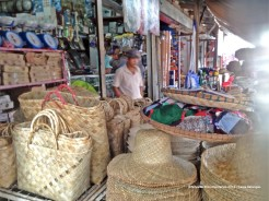 Then we stopped at a traditional market to buy vegetables and other ingredients to cook for dinner.