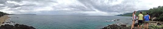 The beach of Laiya, Batangas.