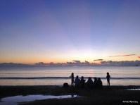 The famous Baler sunrise.