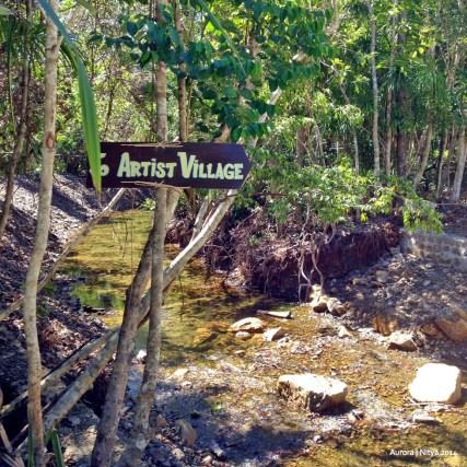 The Artist Village