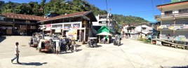 Back in Banaue town proper