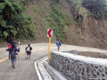 An hour walk to Batad