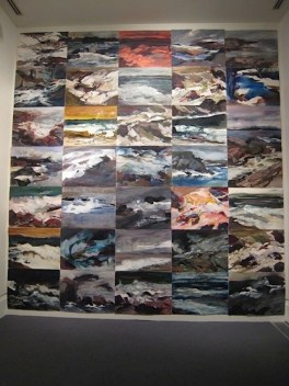 WALL OF SEASCAPES 11