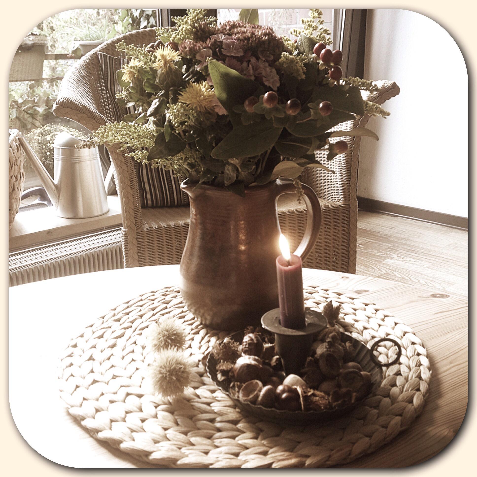 Friday-Flowerday – oder – Von allem etwas