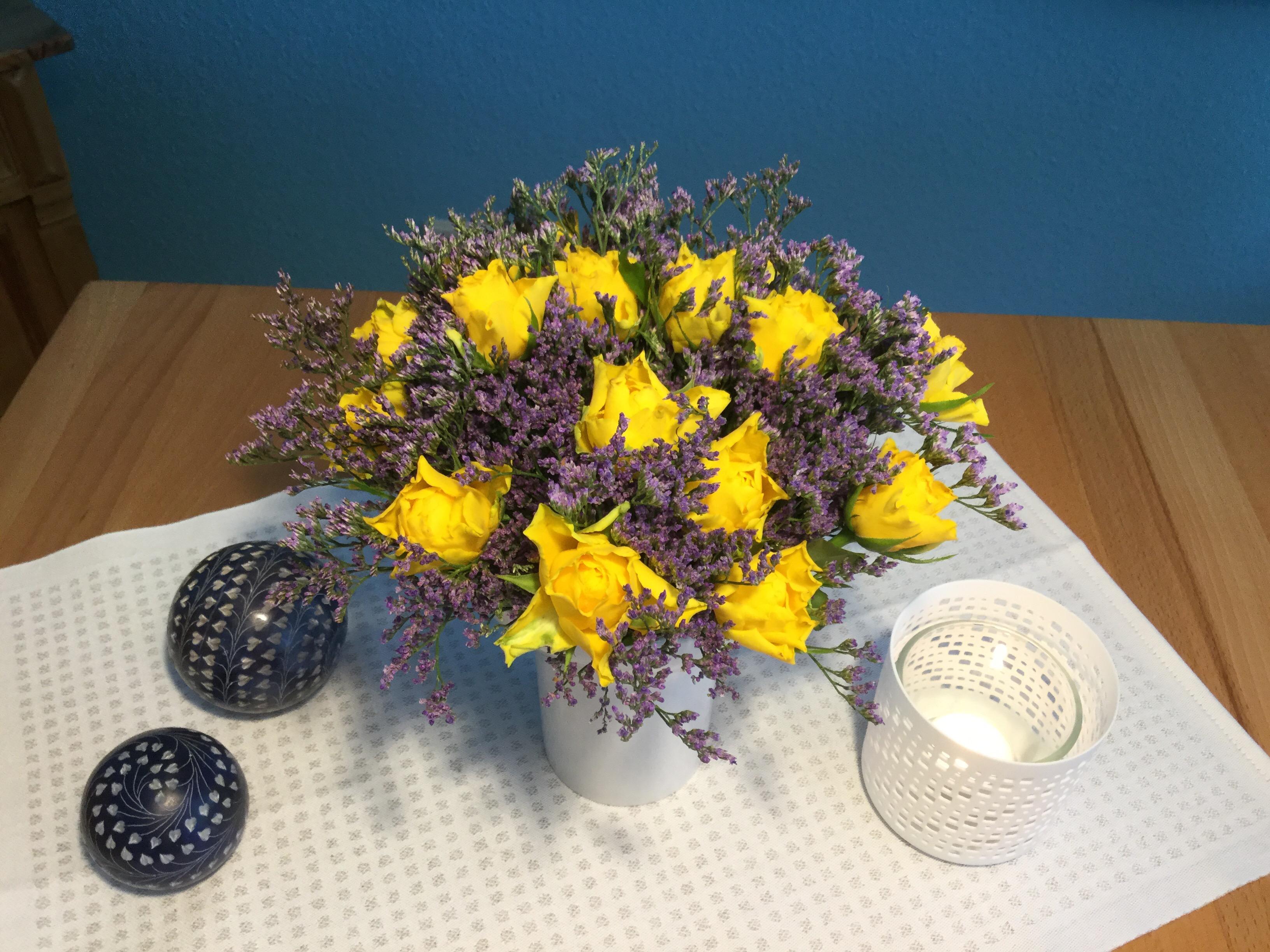 Friday-Flowerday – oder – Das kommt mir schwedisch vor
