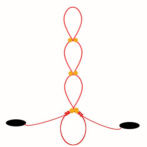 Tutorial: beads between split rings