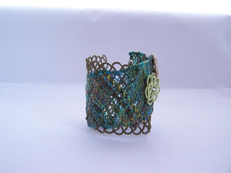 bracelet navette et fuseaux