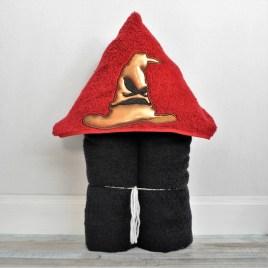 ITH Wizard Hat Applique 5×7