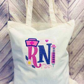RN Sketch – 3 Sizes – Digital Embroidery Design