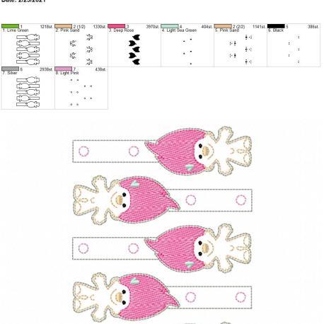 Troll Snaptab 5×7 grouped