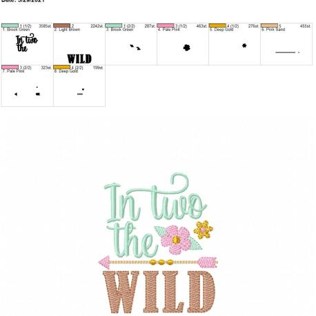 Boho In Two The Wild 4×4