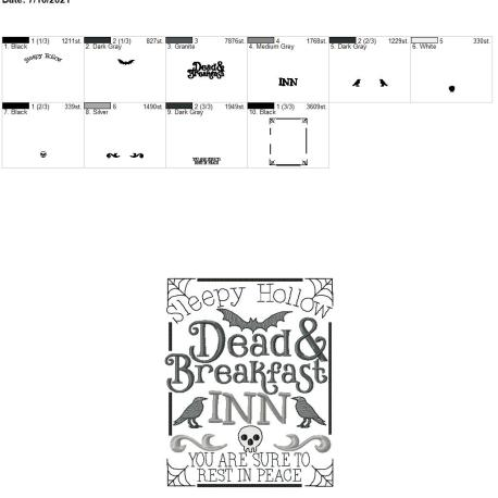 Dead and Breakfast 6×10