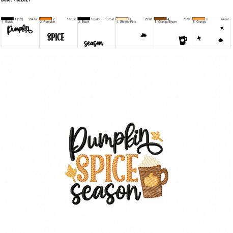 Pumpkin Spice Season 4×4