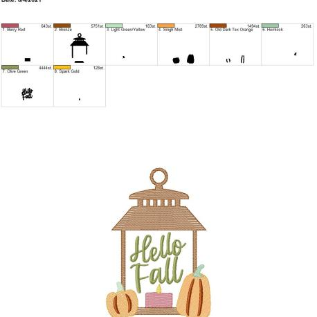 Hello Fall 6×10
