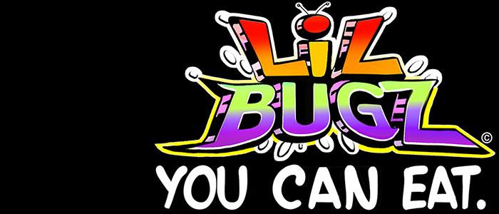 Lil Bugz Edible Bugz Logo