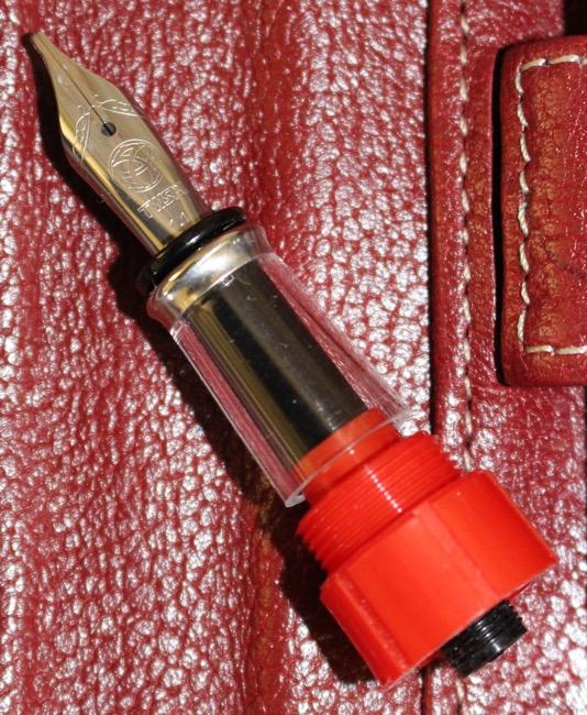 fountain pen, fountain pens TWSBI, affordable fountain pen, nib
