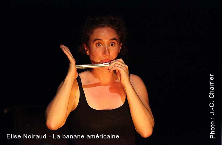 Elise Noiraud - La banane américaine