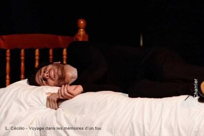 Lionel Cécilio - Voyage dans les mémoires d'un fou