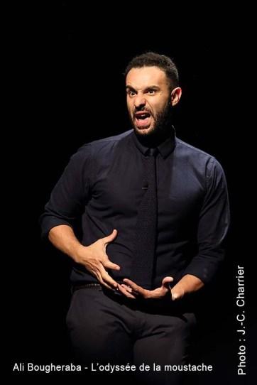 Ali Bougheraba - L'odyssée de la moustache