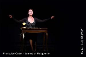 Françoise Cadol - Jeanne et Marguerite