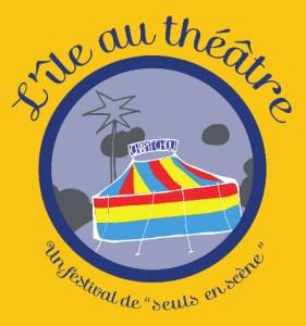 Logo L'île au théâtre
