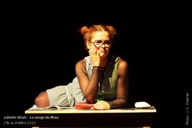 Le songe de Mina - Juliette Wiatr
