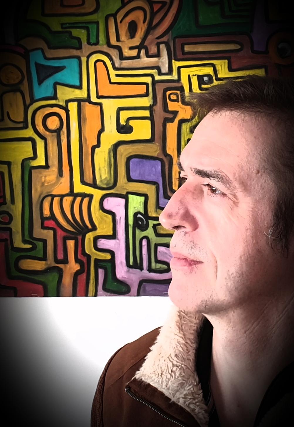 Richard GALBE-DELORD, programmateur de L'île au théâtre
