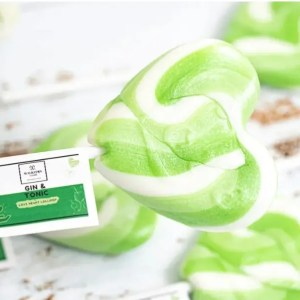 Gin & Tonic lolly walkston candy