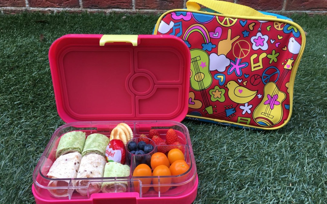 How to create the healthiest Lunch Box for my children?