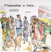 lilian leahy illustrated travel journal india