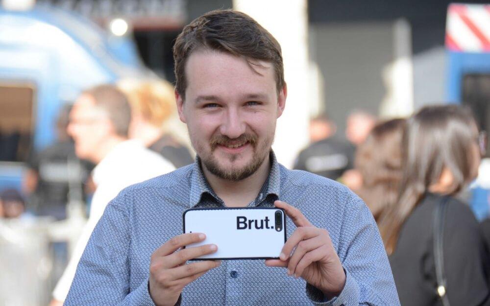 Rémy Buisine - Journaliste chez Brut