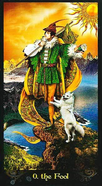 Significado del Loco en los arcanos mayores del Tarot