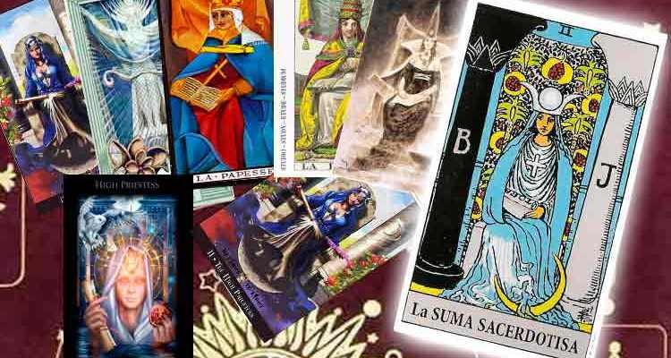 La Suma Sacerdotisa en el Tarot – Arcano II