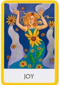 Oráculo de los Chakras - Joy - Alegría