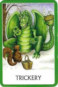 Oráculo de los Chakras - Astucia - Trickery