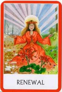 Oráculo de los Chakras - Renewal - Renovación