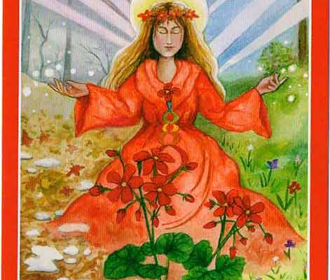 Oráculo de los Chakras – Renewal – Renovación