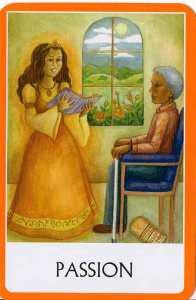 Oráculo de los Chakras - Passion - Pasión