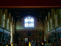 The Great Hall in Christ Church Cathedral, Oxford