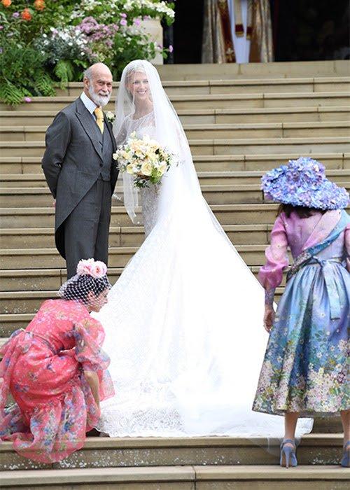 Brit Brief Open Post - Lady Gabriella Windsor Wedding