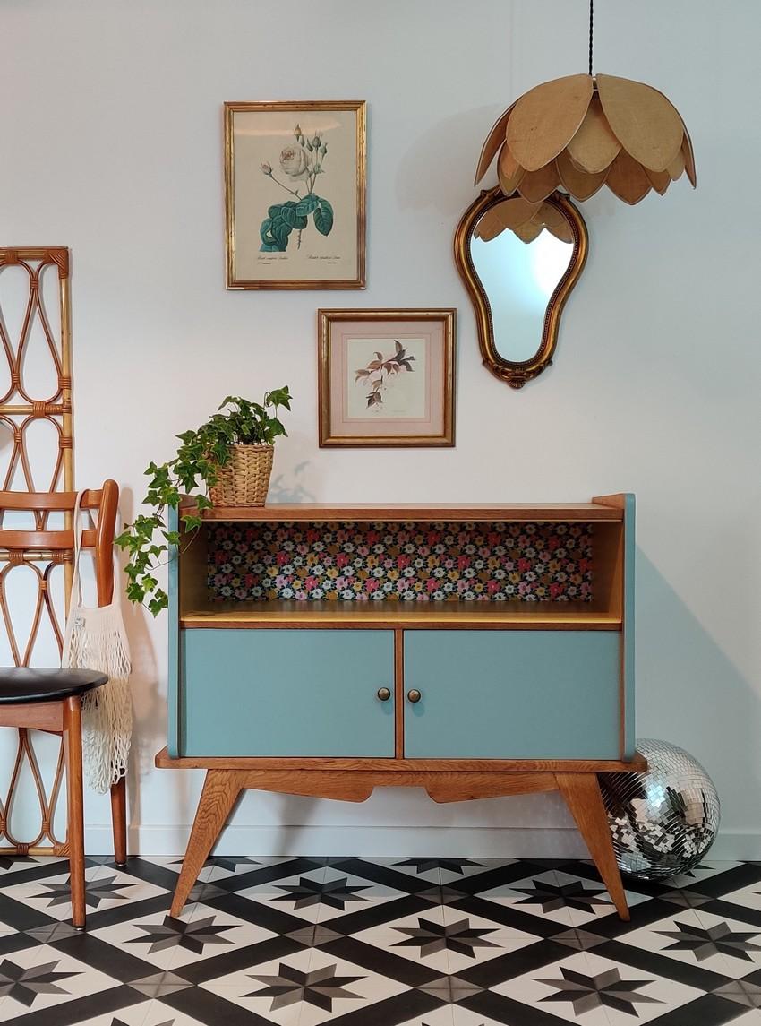 petits meubles vintages