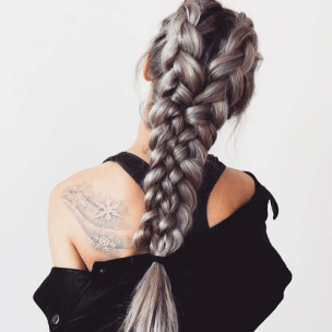 braids inspiration tumblr pinterest hairstyle beautiful hair blonde girl 7
